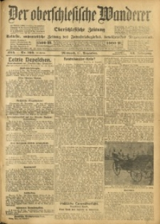 Der Oberschlesische Wanderer, 1913, Jg. 86, Nr. 290