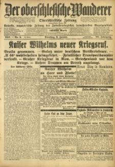 Der Oberschlesische Wanderer, 1917, Jg. 90, Nr. 5