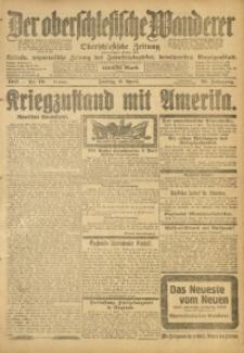 Der Oberschlesische Wanderer, 1917, Jg. 91, Nr. 79