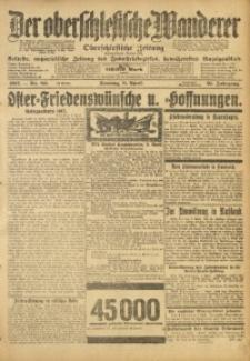 Der Oberschlesische Wanderer, 1917, Jg. 91, Nr. 80