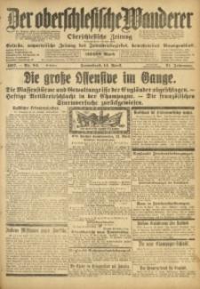 Der Oberschlesische Wanderer, 1917, Jg. 91, Nr. 84