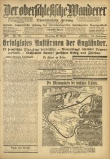 Der Oberschlesische Wanderer, 1917, Jg. 91, Nr. 86