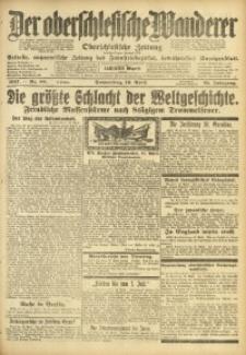 Der Oberschlesische Wanderer, 1917, Jg. 91, Nr. 88