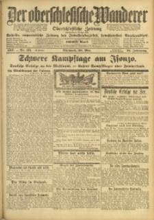 Der Oberschlesische Wanderer, 1917, Jg. 91, Nr. 121