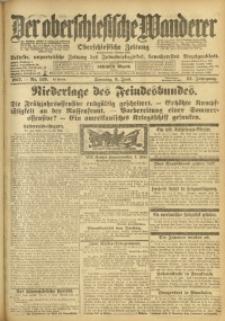 Der Oberschlesische Wanderer, 1917, Jg. 91, Nr. 125