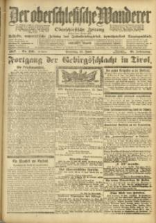 Der Oberschlesische Wanderer, 1917, Jg. 91, Nr. 136