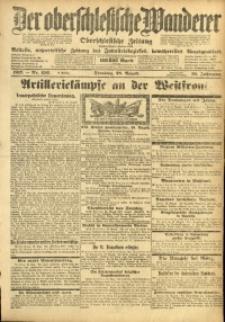 Der Oberschlesische Wanderer, 1917, Jg. 91, Nr. 196