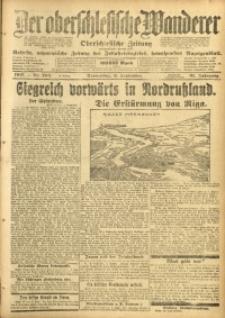 Der Oberschlesische Wanderer, 1917, Jg. 91, Nr. 204