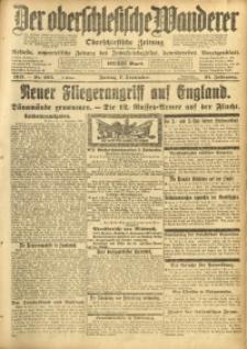 Der Oberschlesische Wanderer, 1917, Jg. 91, Nr. 205