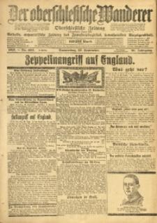 Der Oberschlesische Wanderer, 1917, Jg. 91, Nr. 222