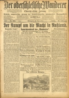 Der Oberschlesische Wanderer, 1917, Jg. 91, Nr. 262