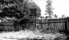 Miedźna - mogiła 42 więźniów oświęcimskich