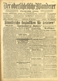 Der Oberschlesische Wanderer, 1917, Jg. 91, Nr. 287