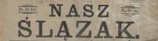 Nasz Ślązak,1924, Nry 1, 12, 14, 16, 18, 21, 22, 26, 41
