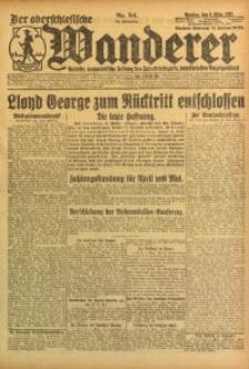 Der Oberschlesische Wanderer, 1922, Jg. 94, Nr. 54