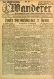 Der Oberschlesische Wanderer, 1922, Jg. 94, Nr. 89