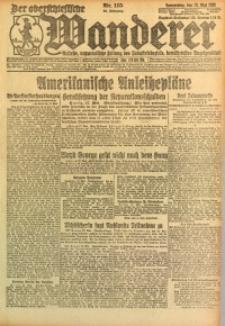 Der Oberschlesische Wanderer, 1922, Jg. 94, Nr. 115