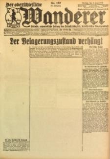 Der Oberschlesische Wanderer, 1922, Jg. 94, Nr. 127