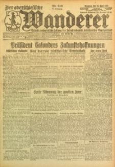 Der Oberschlesische Wanderer, 1922, Jg. 94, Nr. 140