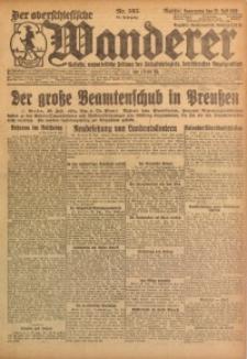 Der Oberschlesische Wanderer, 1922, Jg. 94, Nr. 165