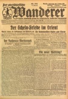 Der Oberschlesische Wanderer, 1922, Jg. 94, Nr. 231