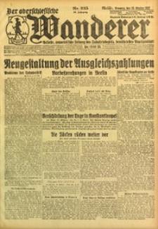 Der Oberschlesische Wanderer, 1922, Jg. 94, Nr. 235