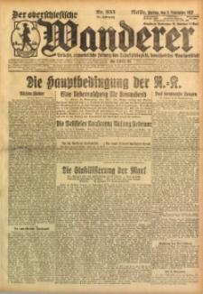 Der Oberschlesische Wanderer, 1922, Jg. 94, Nr. 255