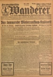Der Oberschlesische Wanderer, 1922, Jg. 94, Nr. 262