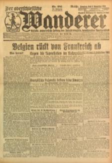 Der Oberschlesische Wanderer, 1922, Jg. 94, Nr. 281