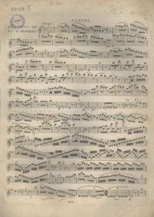 Trois Quintetti Pour Flute, Violon, deux Altos et Violoncelle. Ier Oeuvre de Quintetti. No. 3