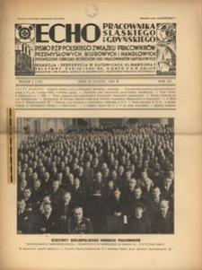 Echo Pracownika Śląskiego i Gdyńskiego, 1938, R. 19, nr 2