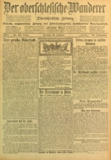 Der Oberschlesische Wanderer, 1915, Jg. 88, Nr. 34