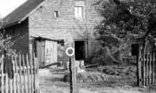 Pniówek - dom J. Kolona - miejsce rozstrzelania J. Kolona i Grolika 1943r.