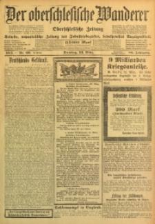 Der Oberschlesische Wanderer, 1915, Jg. 88, Nr. 66