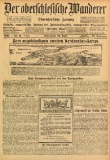 Der Oberschlesische Wanderer, 1915, Jg. 88, Nr. 91