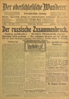 Der Oberschlesische Wanderer, 1915, Jg. 88, Nr. 140