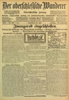 Der Oberschlesische Wanderer, 1915, Jg. 88, Nr. 165