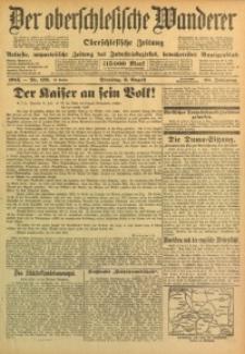 Der Oberschlesische Wanderer, 1915, Jg. 88, Nr. 173