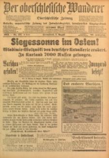 Der Oberschlesische Wanderer, 1915, Jg. 88, Nr. 177