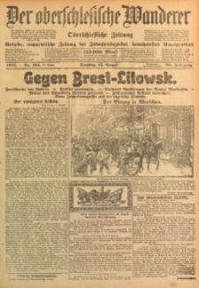 Der Oberschlesische Wanderer, 1915, Jg. 88, Nr. 184