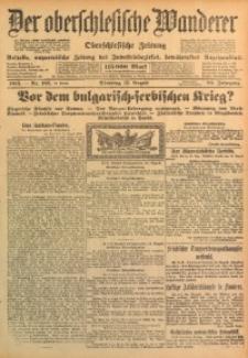 Der Oberschlesische Wanderer, 1915, Jg. 88, Nr. 185