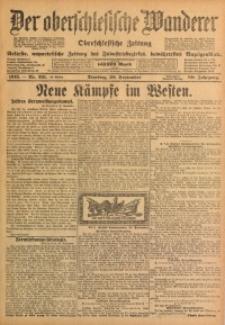 Der Oberschlesische Wanderer, 1915, Jg. 88, Nr. 221