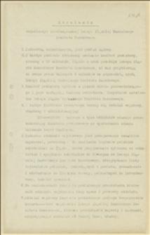 Regulamin organizacyi prowincyonalnej Sekcyi Śląskiej Naczelnego Komitetu Narodowego