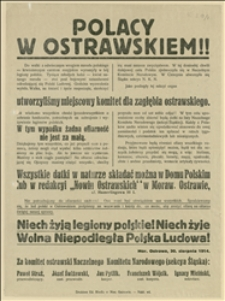 Polacy w Ostrawskiem!!