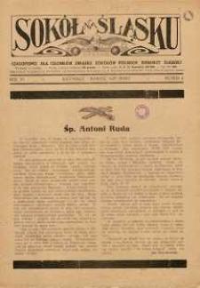 Sokół na Śląsku, 1927, R. 6, Nr. 3