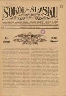 Sokół na Śląsku, 1927, R. 6, Nr. 5