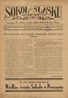 Sokół na Śląsku, 1929, R. 8, Nr. 3