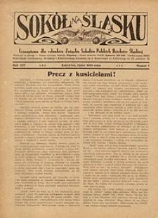 Sokół na Śląsku, 1935, R. 14, nr 7