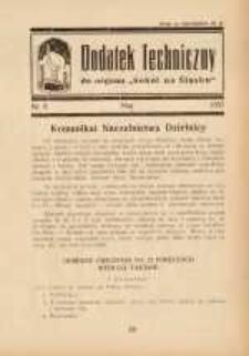 "Dodatek Techniczny do organu ""Sokół na Śląsku"", 1937, nr 8"