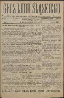 Głos Ludu Śląskiego, 1920, Nry 5, 12, 14-16, 27-38, 57-59, 64-71, 73-78